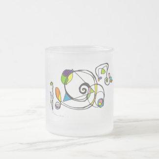 Spacy Line Designer Mug