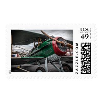 spad fighter postage