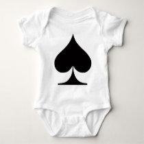 Spade Baby Bodysuit