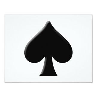 Spade Card