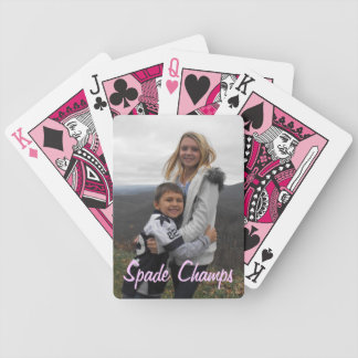 Spade Champs Playing Cards