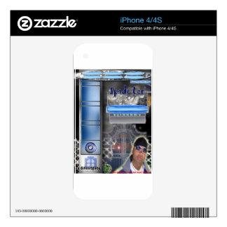 Spade Loc GG Artist PAge_2k3_gg copy_s1.jpg iPhone 4S Skin