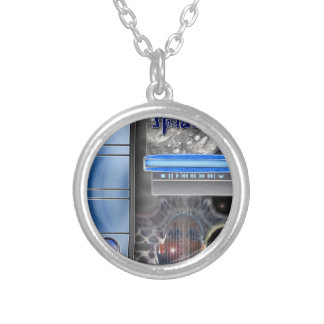 Spade Loc GG Artist PAge_2k3_gg copy_s1.jpg Silver Plated Necklace