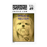 SPADE or NEUTER Stamps