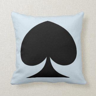 Spade Pillow
