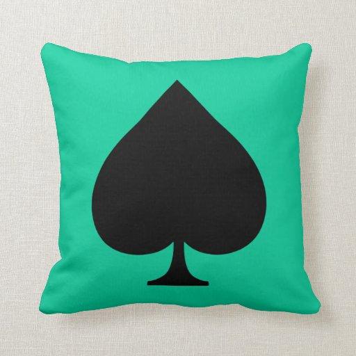 Spade Pillows
