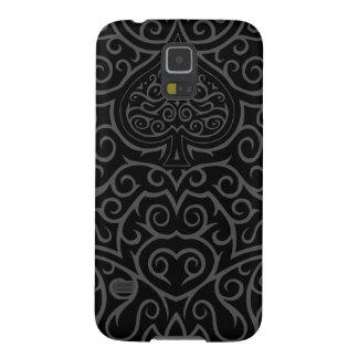 Spade & Scrollwork Galaxy S5 Cover