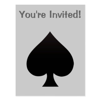 Spade - Suit of Cards Icon