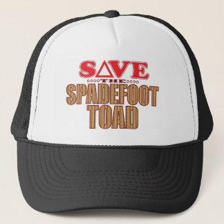 Spadefoot Toad Save Trucker Hat
