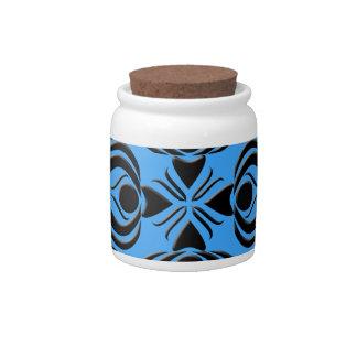 Spades Candy Jars