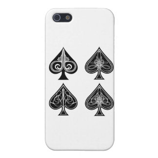 Spades Case For iPhone SE/5/5s