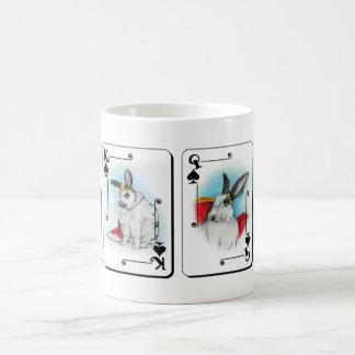 Spades Classic White Coffee Mug