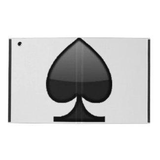 Spades - Emoji iPad Case