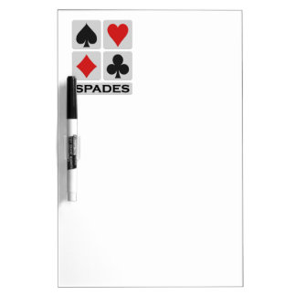 Spades Player custom message board