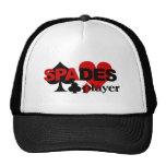 Spades Player hat