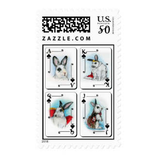 Spades Postage