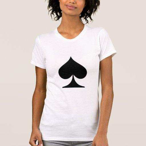 Spades Slick T-shirt