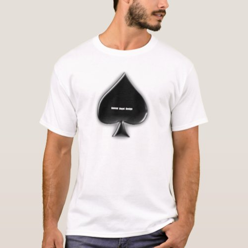 Spades Suit T_Shirt