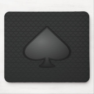 Spades Symbol Mousepad