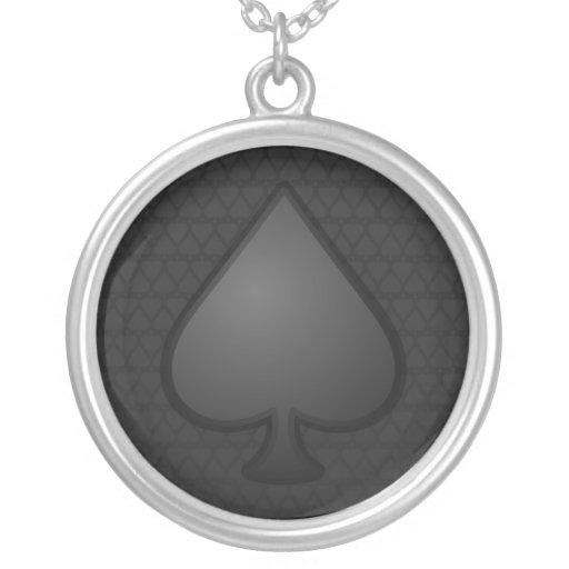 Spades Symbol Necklace