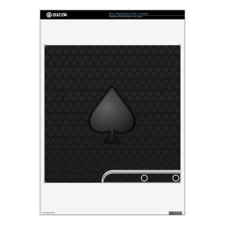 Spades Symbol Playstation 3 Skin PS3 Slim Console Decal