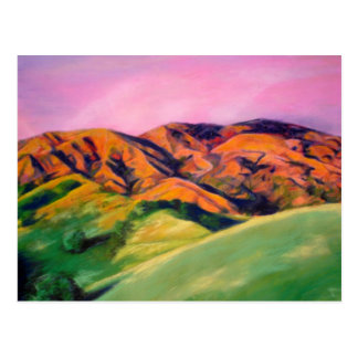 Spadone's California Vacation Postcard