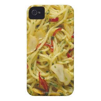 Spaghetti Aglio; Olio and Peperoncino iPhone 4 Case-Mate Case