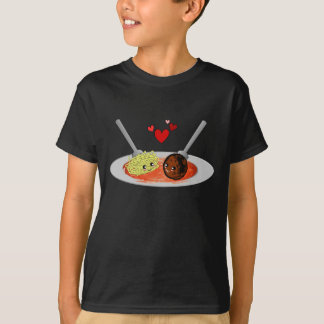 Spaghetti and Meatball T-Shirt