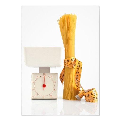 spaghetti and scale custom invite
