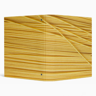 Spaghetti background 3 ring binder