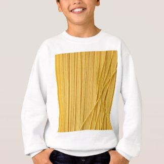 Spaghetti background sweatshirt