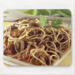 Spaghetti bolognese For use in USA only.) Mouse Pad