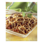Spaghetti bolognese For use in USA only.) Photo Print