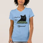 Spaghetti Cat Approved Tee Shirts