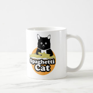 Spaghetti Cat Coffee Mug
