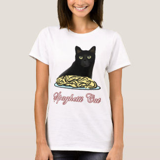 Spaghetti Cat Eloquence T-Shirt