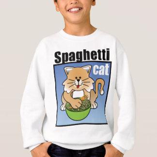 Spaghetti Cat Frenzy Sweatshirt