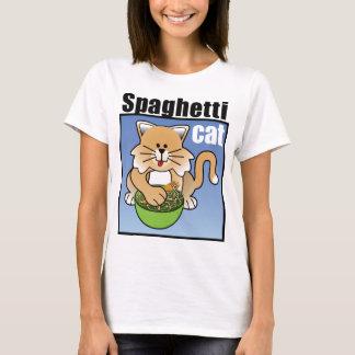 Spaghetti Cat Frenzy T-Shirt