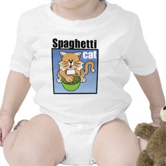 Spaghetti Cat Frenzy Tees