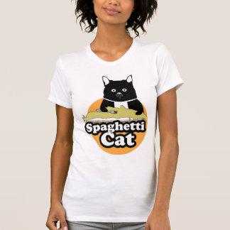 Spaghetti Cat Tee Shirts