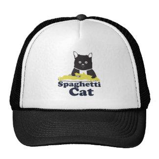 Spaghetti Cat Trucker Hat