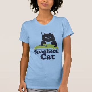 Spaghetti Cat Tshirt