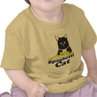 Spaghetti Cat Tshirts