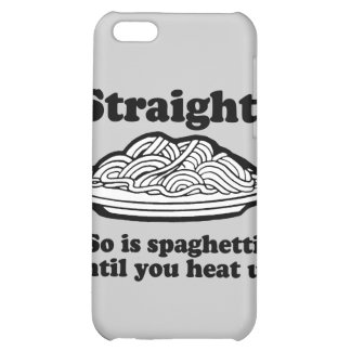 Spaghetti is Gay iPhone 5C Covers