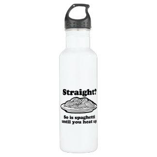 Spaghetti is Gay 24oz Water Bottle