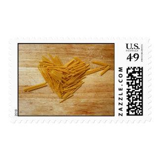 Spaghetti Love Stamp Horizontal