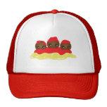 Spaghetti & Meatballs Hat