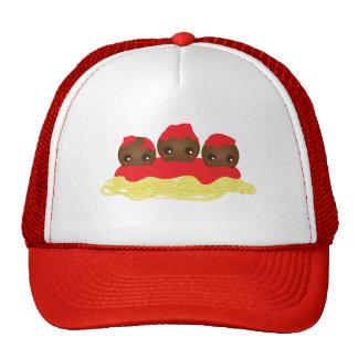 Spaghetti & Meatballs Trucker Hat