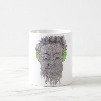 Spaghetti monster mug taza clásica