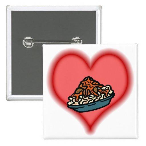 spaghetti pinback buttons